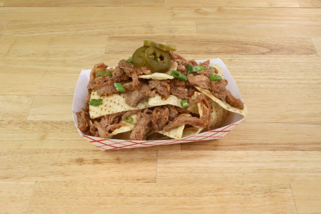 Jalapeno BBQ Nachos