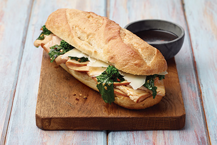 There's No Better Time for Turkey Than National Sandwich Month