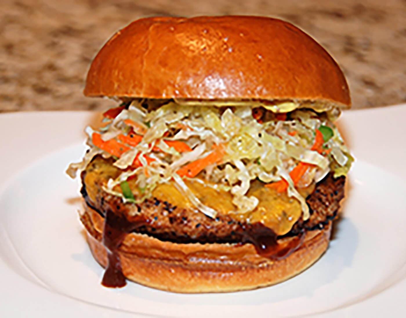 Carolina Turkey Burger