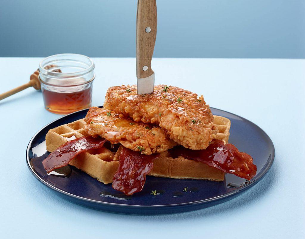 Country Fried Turkey Waffler