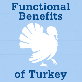 Functional Benefits of Turkey