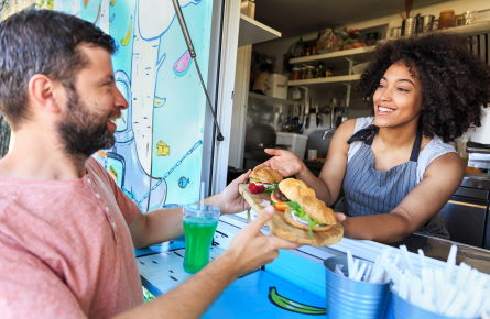 Food Trucks on Campus: Rolling in A New C&U Solution