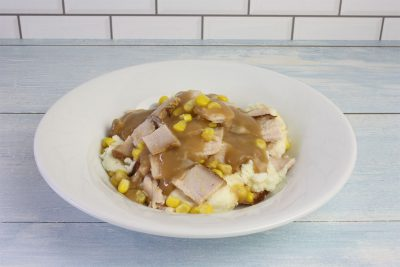 Harvest Turkey Potato Bowl