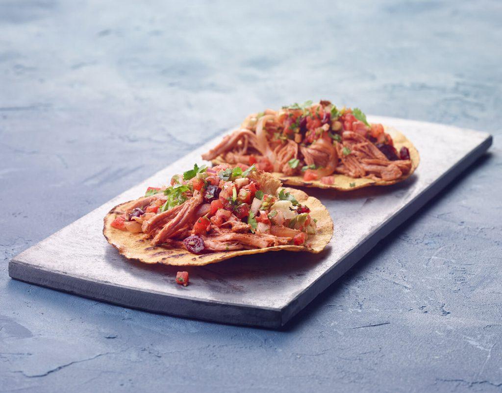 Thanksgiving Fiesta Taco