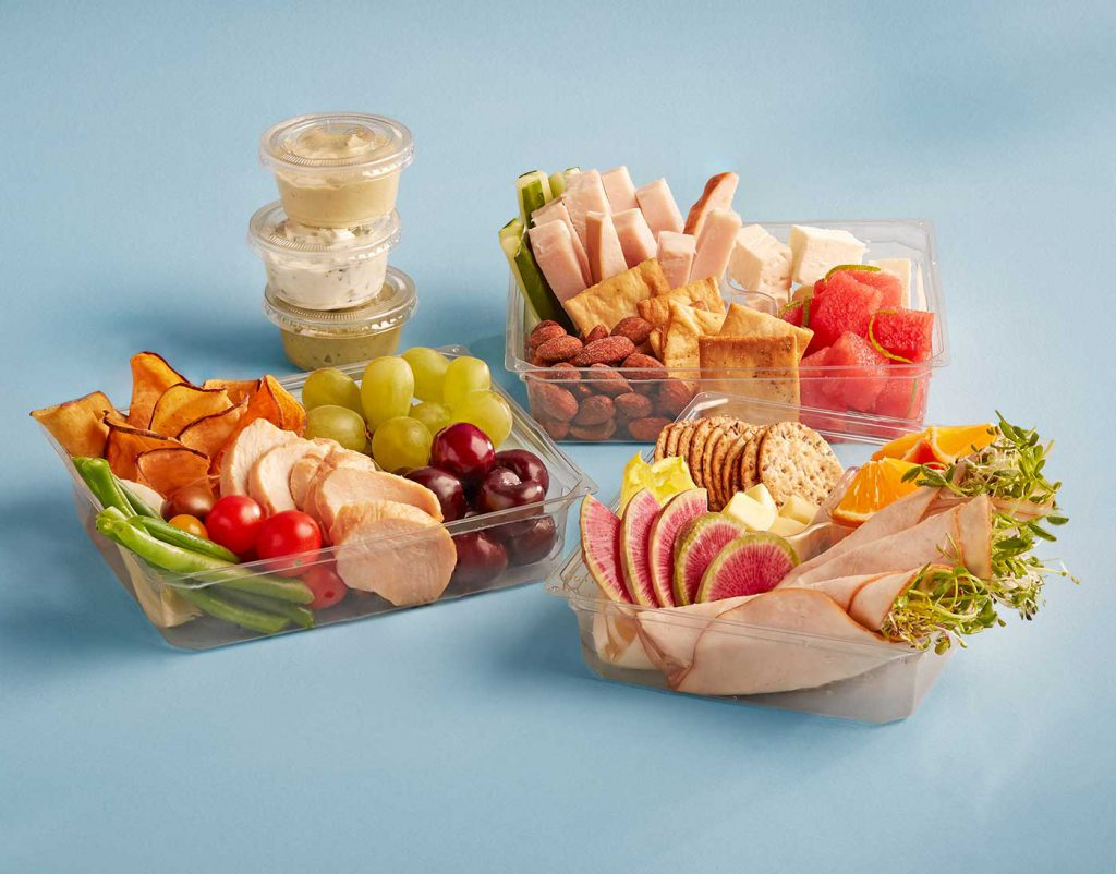 Turkey Bento Boxes