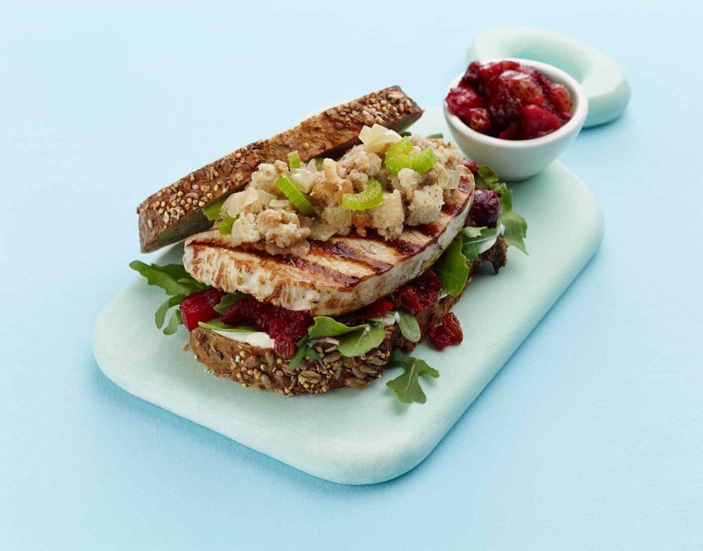 Turkey Filet Sandwich