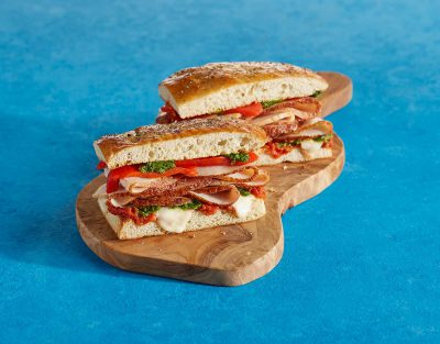 Turkey Sandwich Italiano